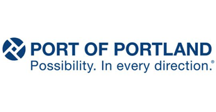Port of Portland Logo OR