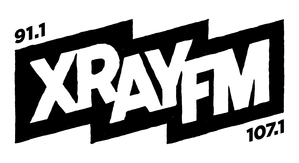 xray fm Logo