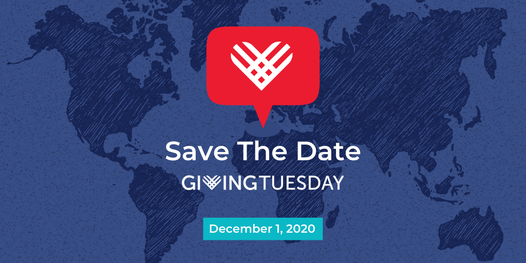 Save the Date - Giving Tuesday