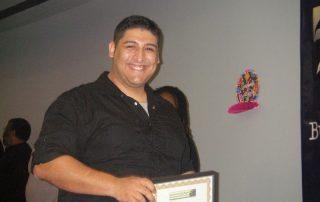 Juan Mojica Graduation