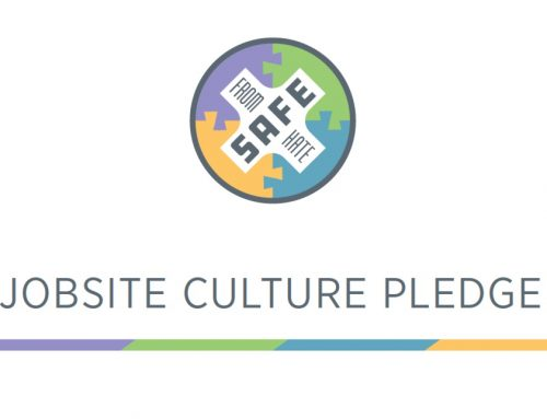 Safe from Hate Jobsite Culture Pledge