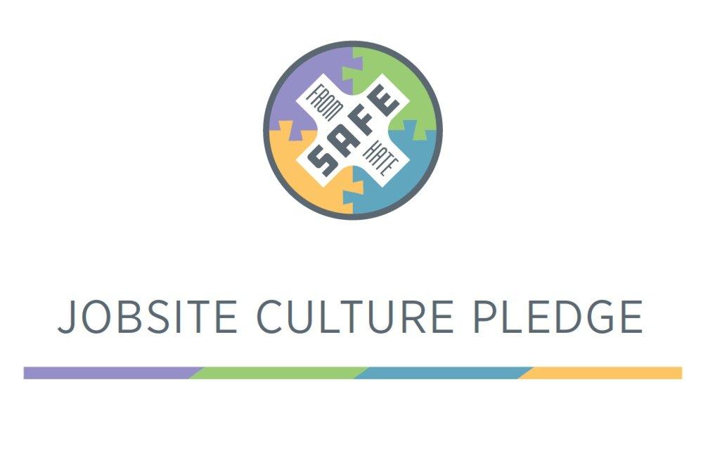 Jobsite Culture Pledge