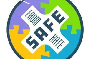 Safe from Hate Logo