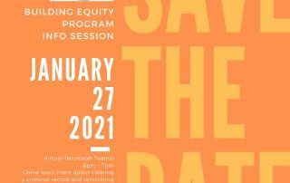 Info Session Save the Date