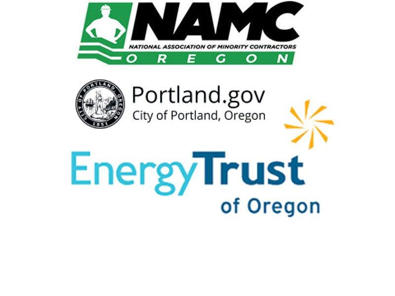 NAMC Energy Trust and the Portland Housing Bureau Community Fair 2021