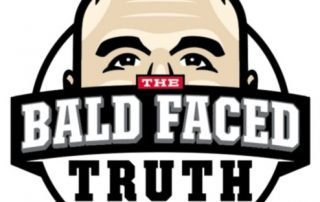 Bald Face Truth Logo