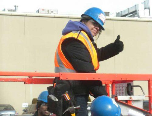 Story of Hope – Molina Weisner, Winter 2014 Graduate