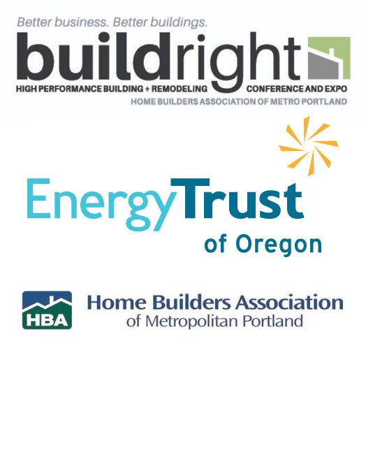 Virtual Buildright Conference logos