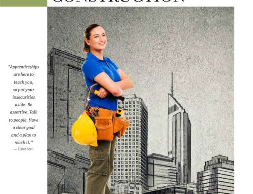 Women in Construction Featuring Claire Stoll