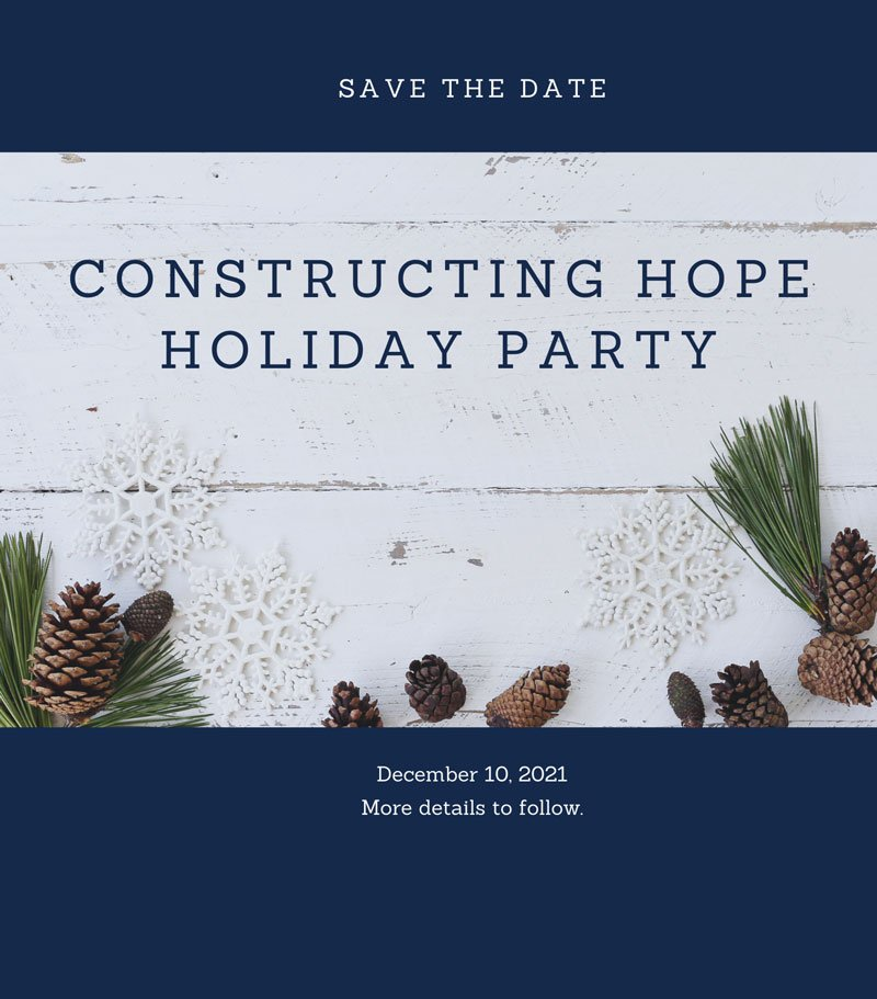 Holiday Party Save-the-Date