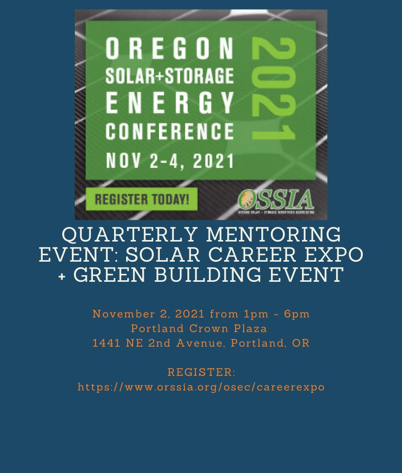 Mentoring Event-OSSIA andGreen-Building