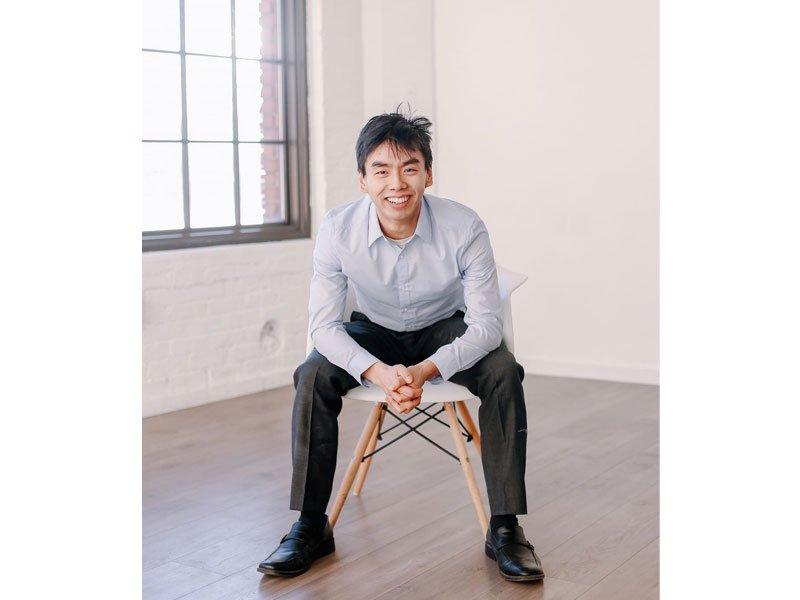 Vic Liang Portrait