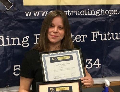 Story of Hope: Hope Kidby, Winter 2018 Graduate