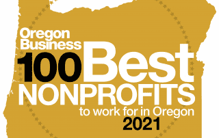 100 Best NonProfits logo 2021