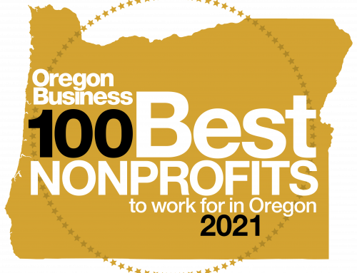 2021 Oregon Business 100 Best Nonprofits to Work For