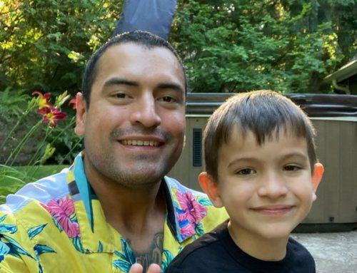 Story of Hope: Gary Brown, Fall 2019 Graduate
