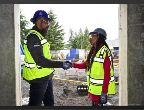 Viewpoint: Constructing Hope, labor pipeline, building inclusive workplaces