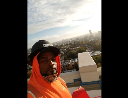 Story of Hope: Willie Jones, Fall 2015 Graduate